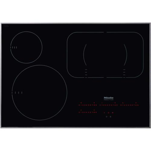 KM 6360 - Induction Cooktop with PowerFlex cooking area for maximum versatility and performance.