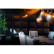 Large Commercial Wine Locker Cabinets