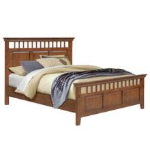 See Details - Mission Bay King Bed