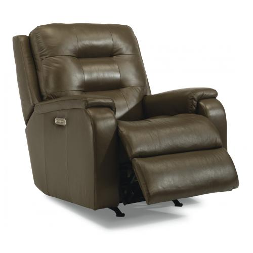 Product Image - Arlo Power Recliner with Power Headrest
