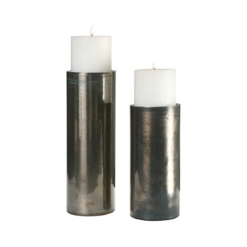 Amala Candleholders, S/2