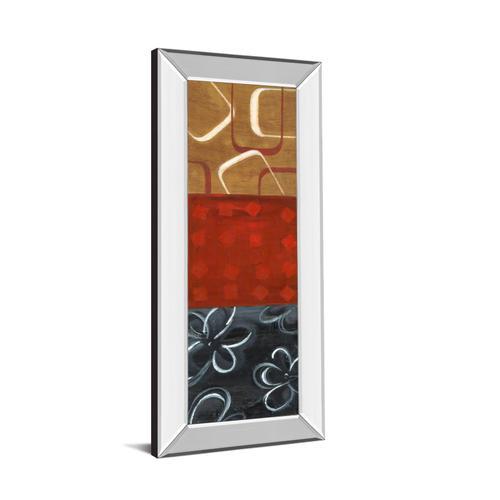 """""""Euclidean Space Il"""" By Tava Luv Mirror Framed Print Wall Art"""
