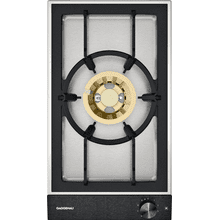 "200 series Vario 200 series gas wok cooktop Black control panel Width 12"" Natural gas. Wok burner"