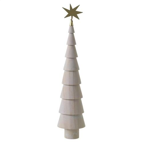 "2.5""x 12"" Grey Spur Tree Collection (Figurine Option)"