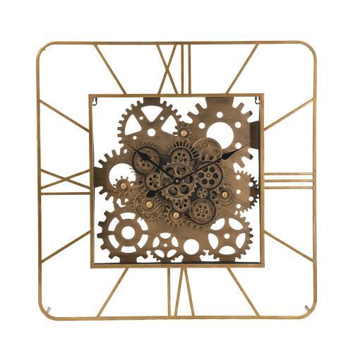 A & B Home - Gears Wall Clock