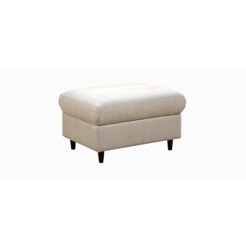 Brasilia Ottoman with storage