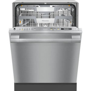 MieleG 7156 SCVi SF - Fully integrated dishwasher XXL with 3D MultiFlex Tray for maximum convenience.