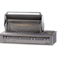 See Details - 56 SEAR ZONE GRILL W SIDE BURNER BUILT IN