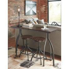 Odium Sofa Bar and 2 Stools
