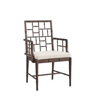See Details - Squared Chippendale Chair