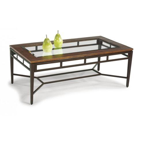 Symphony Rectangular Coffee Table