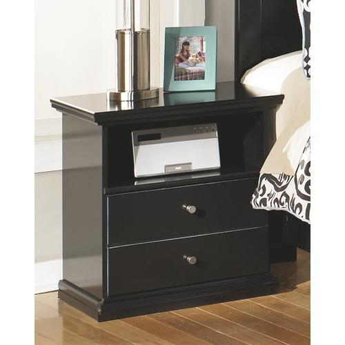 Maribel One Drawer Nightstand