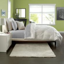 View Product - Light Warmth Deluxe Down Comforter Full/Queen