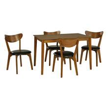 See Details - Parrenfield Dining Table and Chairs (set of 5)