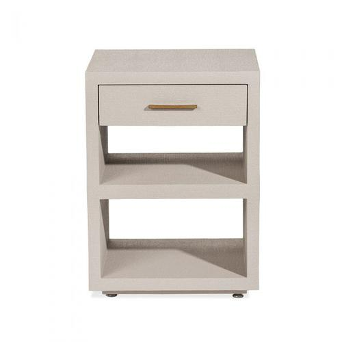 Livia Small Bedside Chest - Sand