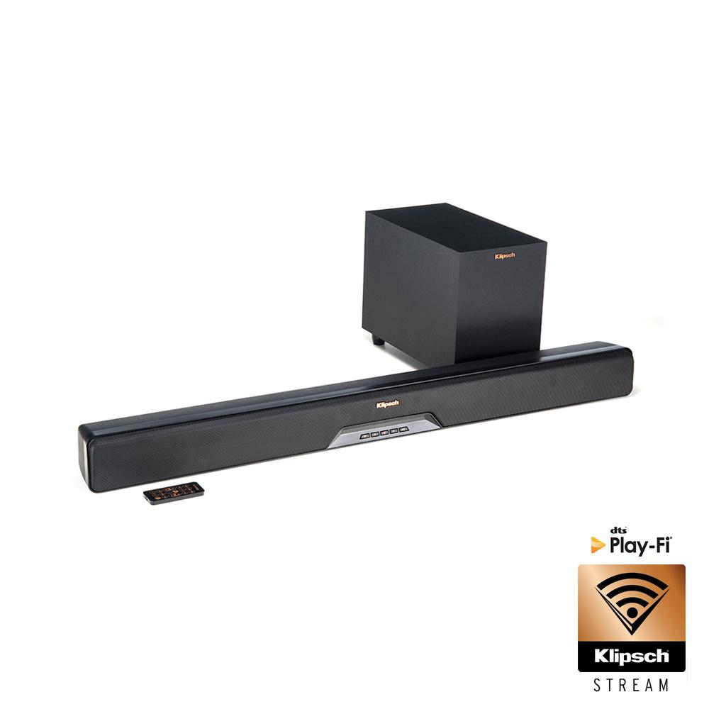 RSB-8 Sound Bar + Wireless Subwoofer - Custom