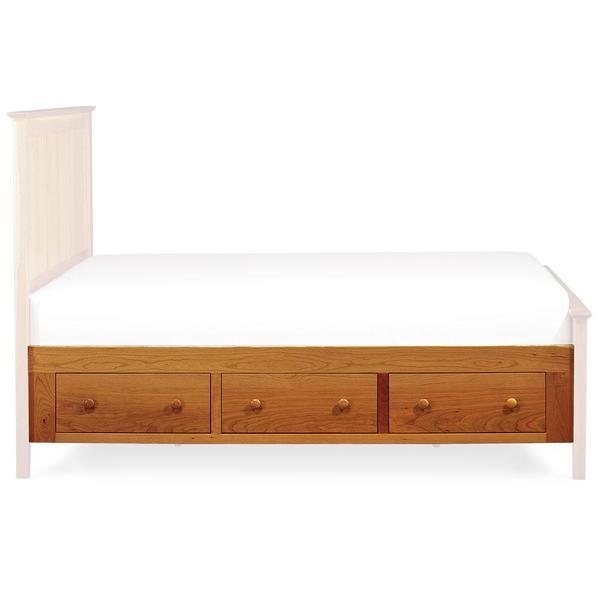 See Details - Shaker Under-Bed Storage, King/Queen