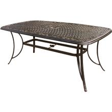 "Traditions 38""x72"" Outdoor Dining Table"