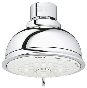 Tempesta Rustic 100 Shower Head 4 Sprays Product Image