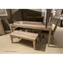 View Product - 5 Piece Rectangular Bench Set