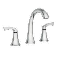 See Details - Korek™ Widespread Bathroom Faucet Spot Resist™ Chrome