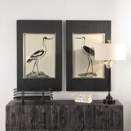 Product Image - Birds On The Shore Framed Prints, S/2