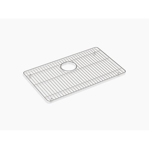 "Stainless Steel Stainless Steel Sink Rack, 23-1/4"" X 14"", for K-28000"