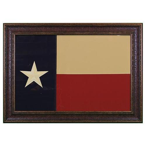 L.M.T. Rustic and Western Imports - Large Texas Flag No Matt