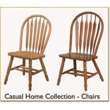 See Details - Arrowback Side Chair