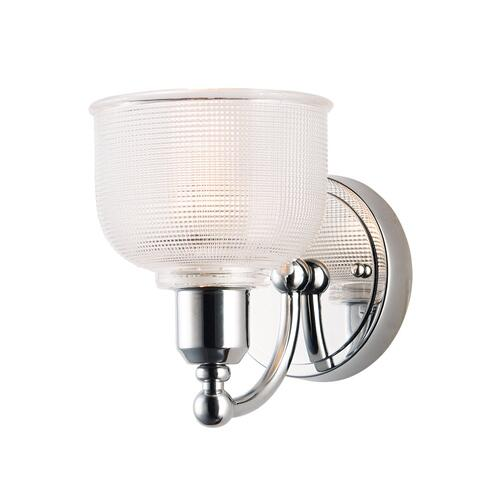 Hollow 1-Light Wall Sconce