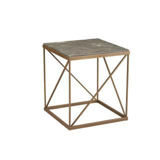 Transversal End Table