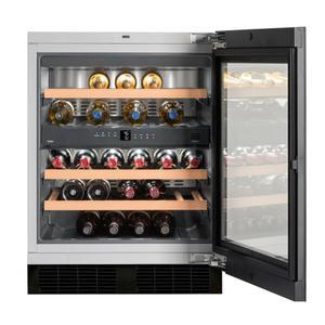 "Liebherr24"" Built-under multi-temperature wine cabinet"