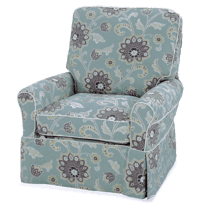 AC39XLG XL Swivel Glider