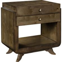 Dove Side Table/Nightstand