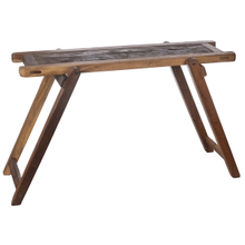 See Details - Folding Console Table (Each One Will Vary)