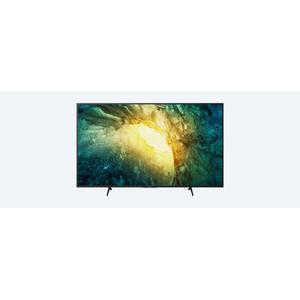 SonyX750H  LED  4K Ultra HD  High Dynamic Range (HDR)  Smart TV (Android TV)