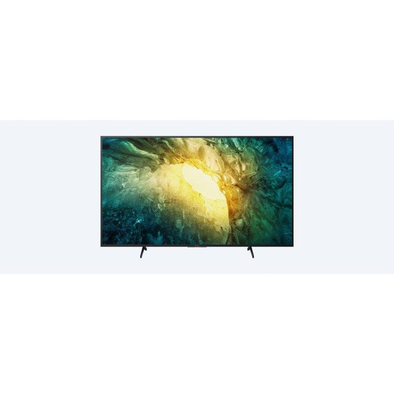 X750H  LED  4K Ultra HD  High Dynamic Range (HDR)  Smart TV (Android TV)