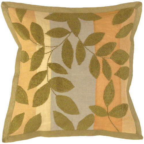 "Surya - Decorative Pillows PSTS-9020 18""H x 18""W"