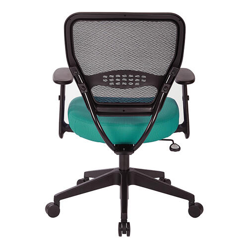 Office Star - Professional Black Airgrid Back Managers Chair