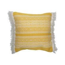 18x18 Hand Woven Ollie Pillow