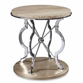 Morrissey Yeats Round Lamp Table Bezel