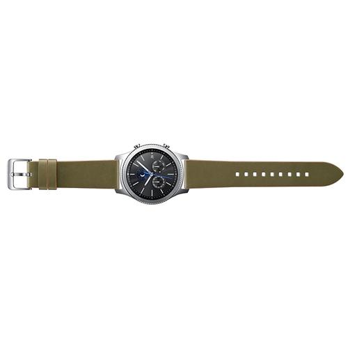 Classic Leather Band (22mm) Olive Green