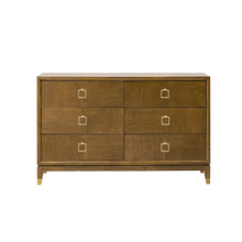 Hayes Six Drawer Dresser