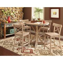 Callista Round Counter Dining Set
