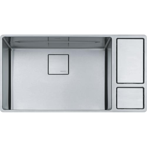 Franke - Chef Center CUX11024-W Stainless Steel