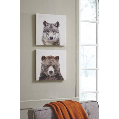 Albert Wall Art (set of 2)