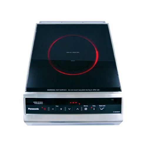 Panasonic - Commercial Induction Cooktop with Met-All Technology - KY-MK3500