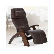 Perfect Chair ® PC-350 Classic Power - Espresso Top-Grain Leather - Dark Walnut