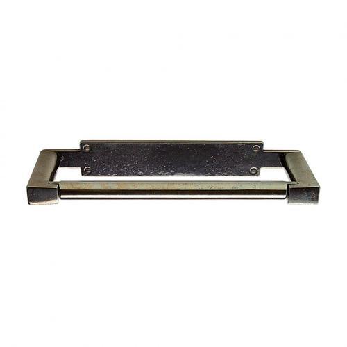 Rail Horizontal Paper Towel Holder - PT7 Silicon Bronze Brushed