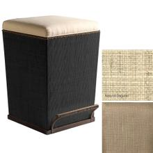 See Details - Stone Fabric Purveyor Counter Stool in Natural Finish